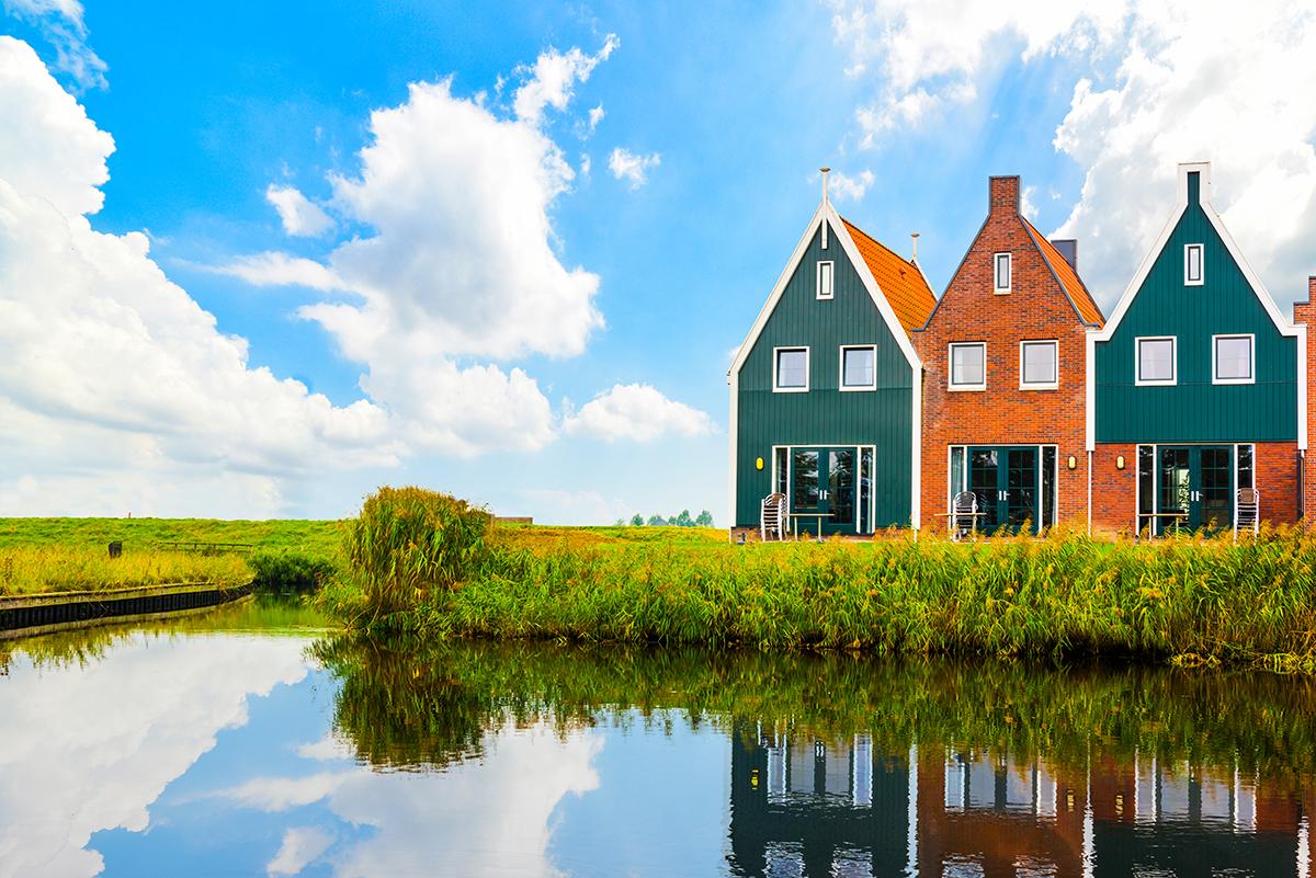 benelux, home, belgium,  semi-detached home